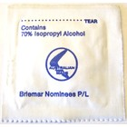 Alcohol Swabs For Cleaning Printheads (Box of 200)