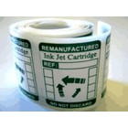 Refilled Cartridge Labels Universal