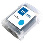 #10 Cyan Compatible Inkjet Cartridge