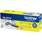Genuine Brother TN-257 Yellow Toner Cartridge