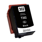 Black Compatible Inkjet Cartridge (Replacement for 302XL Black)