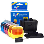 DIY Refill Kit for Canon CL41 CL51 Cartridges