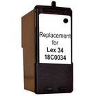 18C0034 / no.34  Remanufactured Inkjet Cartridge